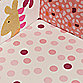 Lollipop Jungle Fitted Crib Sheet