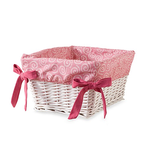 Lollipop Jungle Basket with Liner