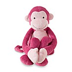 Lambs & Ivy® Lollipop Jungle Pink Plush Monkey