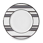 Mikasa® Color Studio Grey and Platinum Dots 8 1/2-Inch Accent Plates (Set of 4)