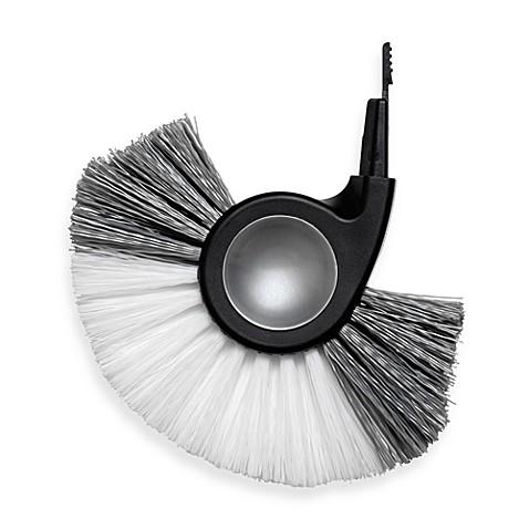 Simplehuman 174 Replacement Slim Toilet Brush Head In Black