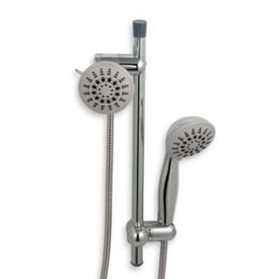 RainSpa® Slide Bar Combo Showerhead