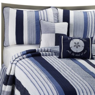 Nantucket Dreams King Quilt