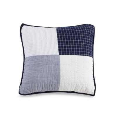 Nantucket Dreams Square Throw Pillow