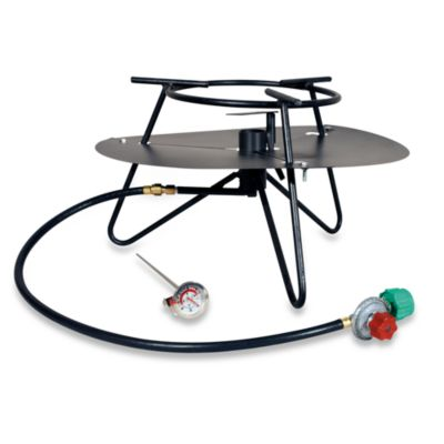 King Kooker® 12-Inch Portable Propane Outdoor Burner