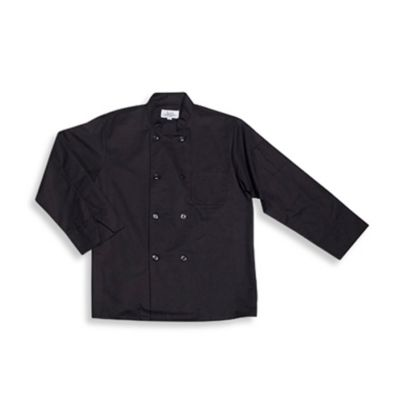 Chef's Extra Large Jacket in Black