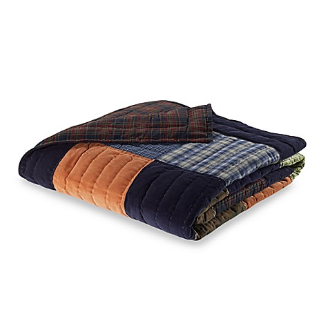 Northern Plaid Standard Sham