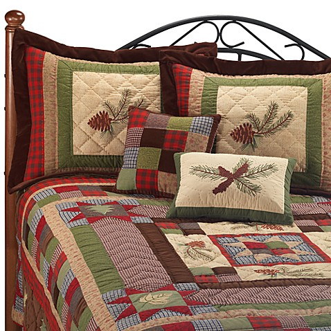 Pine Valley Bed Skirt