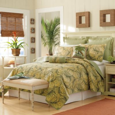 Tropical Escape Bed Quilts