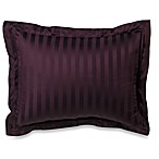Wamsutta® 500 Damask Standard Sham in Purple