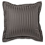 Wamsutta® 500 Damask European Sham in Charcoal