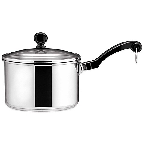 Farberware® Classic Stainless Steel Sauce Pans - Bed Bath ...