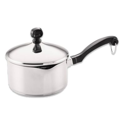 Farberware® Classic 1-Quart Stainless Steel Sauce Pan