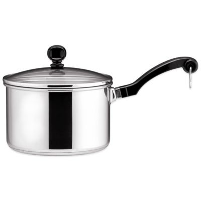 Farberware® Classic 2-Quart Stainless Steel Sauce Pan