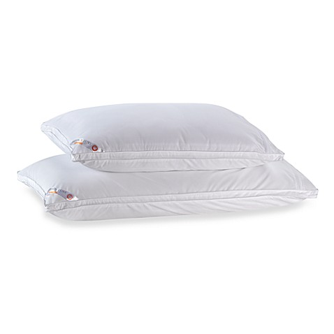 """Allergy Luxe® Arm & Hammer Side Sleeper Pillow, 300 Thread Count""""is ..."""