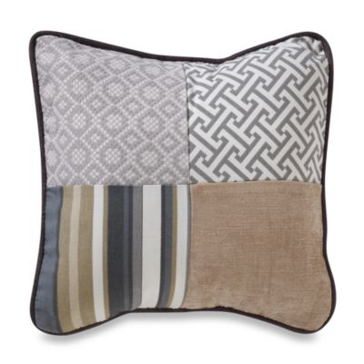 Glenna Jean Greyson Patch Pillow