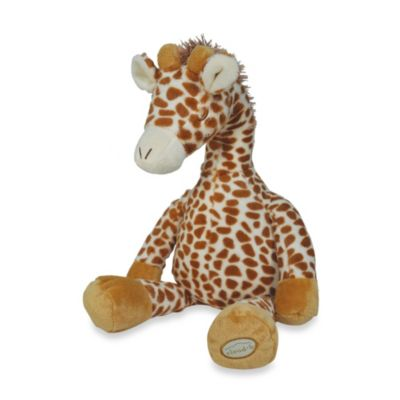 Gentle Sounds Giraffe Soother by cloud b