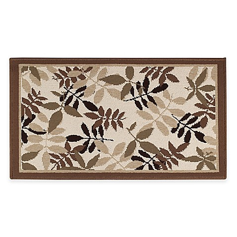 Floral Accent Rug
