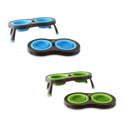 Dexas® Cesar Millan Dog Whisperer Large Collapsible Pet Feeder