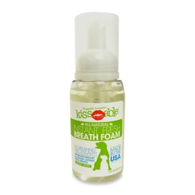KissAble! Probiotic Oral Hygiene Spray for Dogs