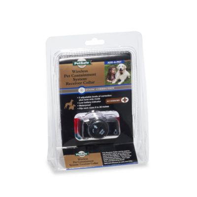 PetSafe® Wireless Pet Containment System PIF-275 Receiver Collar