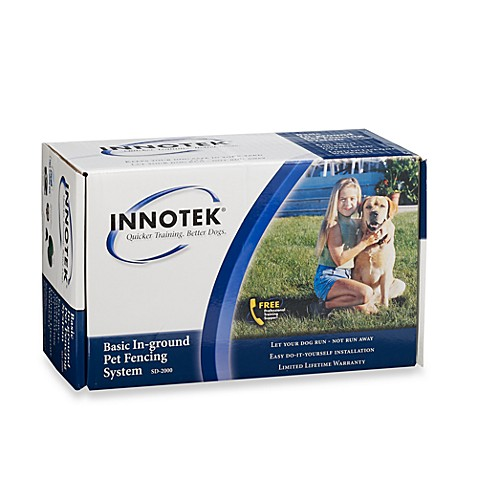 Innotek® Basic In-Ground Pet Fencing System