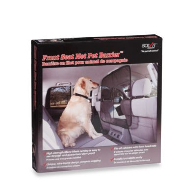 Solvit® Front Seat Net Pet Barrier