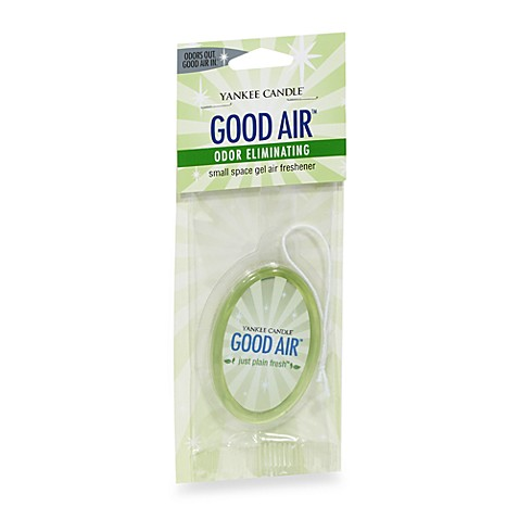 Yankee Candle® Good Air™ Just Plain Fresh Small Space Gel Air Freshener