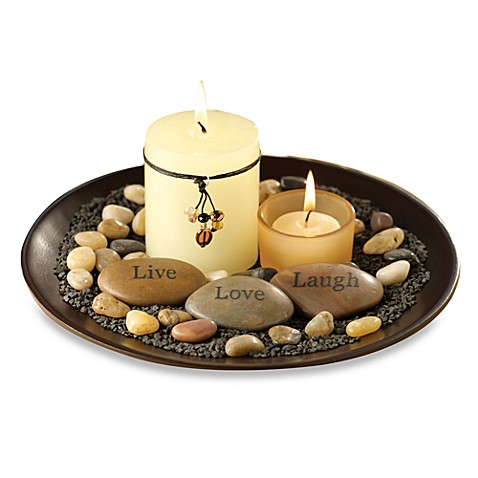 Sentiments Candle Garden
