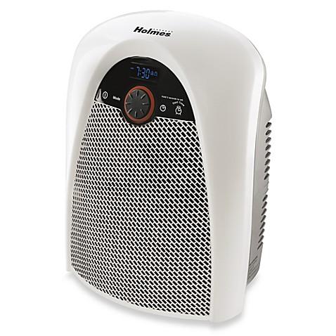 Holmes 174 Bathroom Heater With Digital Thermostat Bed Bath