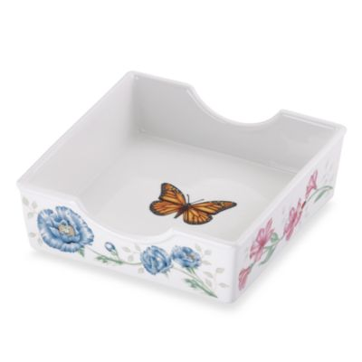 Lenox® Butterfly Meadow® Napkin Box