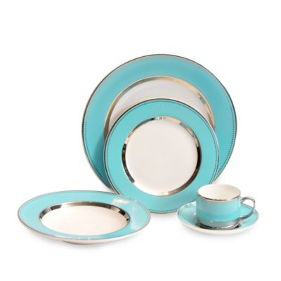 Lauderdale Dinnerware By Darbie Angell For Cru Dinnerware 5-Piece Place Setting