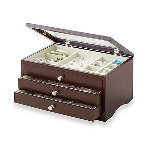 Logan Jewelry Box