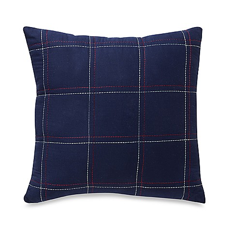 Charles 16-Inch Square Throw Pillow