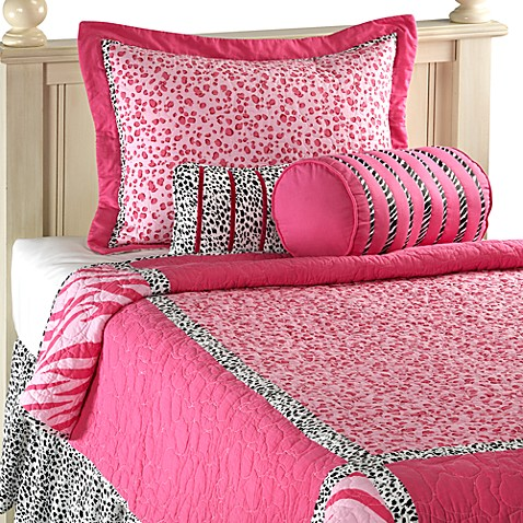 Zooey Quilt Set, 100% Cotton