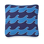 16-Inch Square Toss Pillow in Pirates