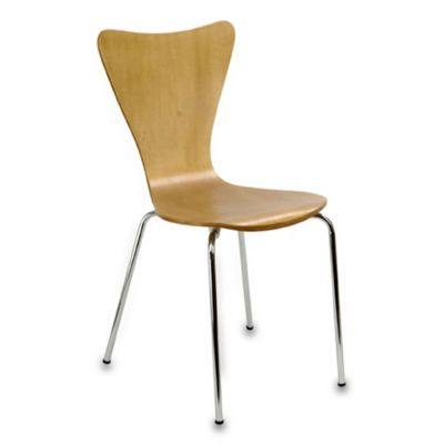 Legare Furniture Bent Plywood Chair in Natural