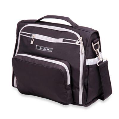 Ju-Ju-Be® B.F.F. Diaper Bag in Black/Silver