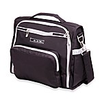 Ju-Ju-Be® BFF Diaper Bag in Black/Silver