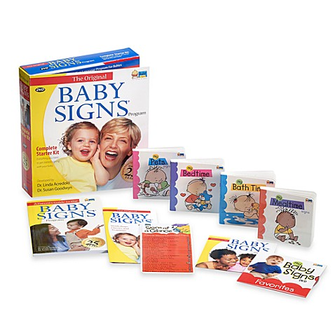 The Original Baby Signs® Program: A Complete Starter Kit