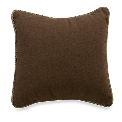 Glenna Jean Cassidy & Banjo Brown 12-Inch Square Toss Pillow