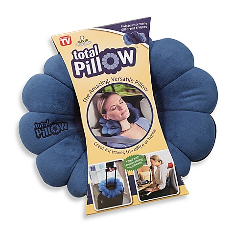 Clever Comforts Total Pillow Bed Bath Amp Beyond