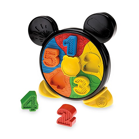 Fisher-Price® Mickey Mouse Clubhouse Number Sorter