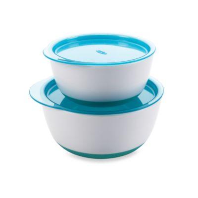 OXO Tot® Bowl Set - Aqua