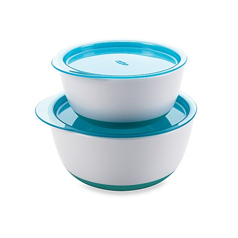 OXO Tot® Bowl Set - Aqua