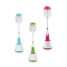 OXO Tot® Bottle Brush with Nipple Cleaner & Stand
