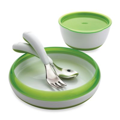 OXO Tot® 4-Piece Feeding Set