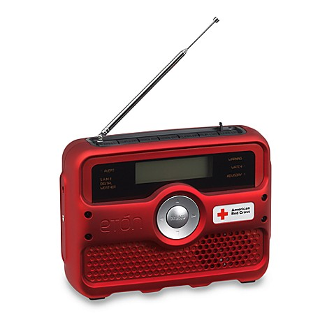 American Red Cross Weather Tracker