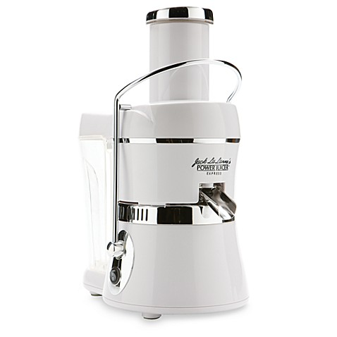 Jack lalanne power juicer express for Alpine cuisine power juicer
