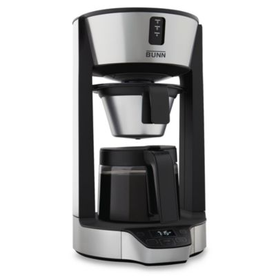 Bunn Coffee Maker Not Enough Water : Bunn Phase Brew Coffee Maker - Bed Bath & Beyond